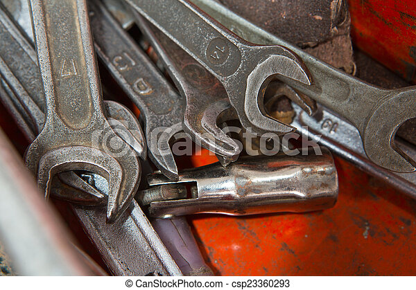 Tool box - csp23360293
