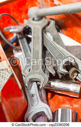 Tool box - csp23360296