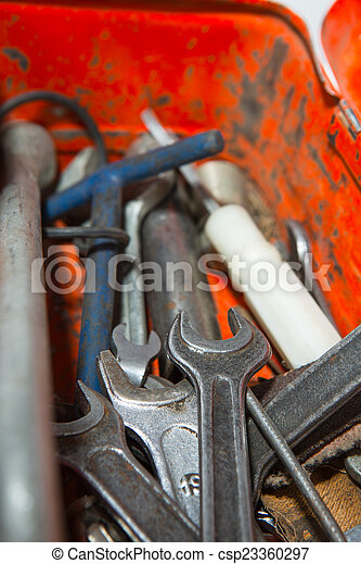 Tool box - csp23360297