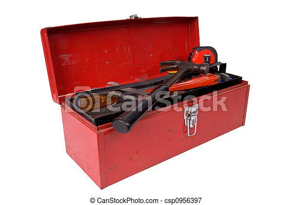 toolbox, öppna - csp0956397