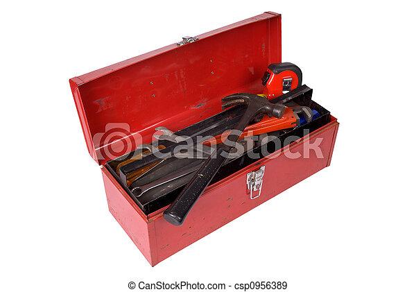 toolbox, öppna - csp0956389