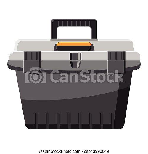 toolbox icon, cartoon style - csp43990049