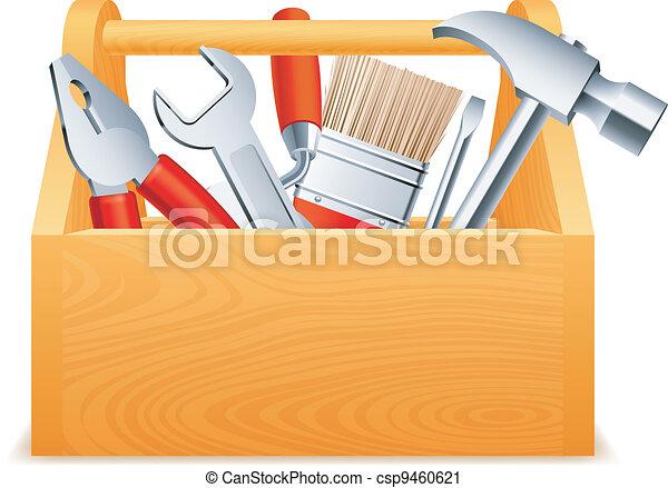 toolbox. - csp9460621