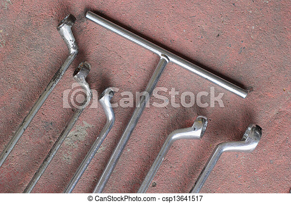 tools. - csp13641517