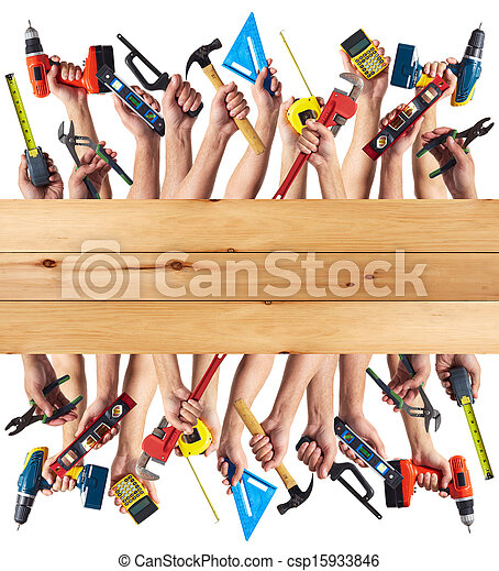 tools., diy, 手 - csp15933846