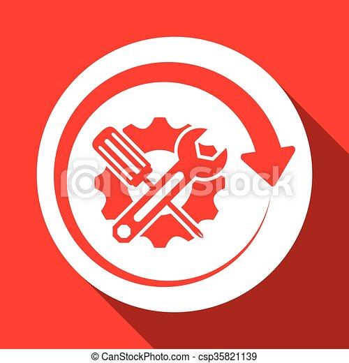 tools icon design, vector illustration - csp35821139