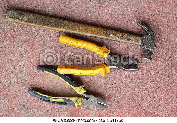 tools. - csp13641768