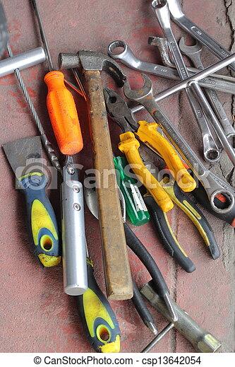 tools. - csp13642054