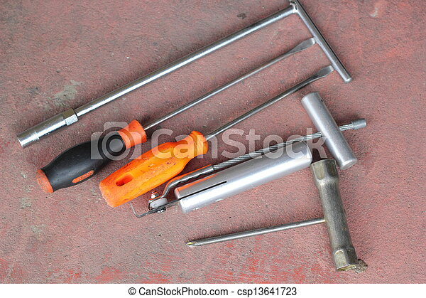tools. - csp13641723