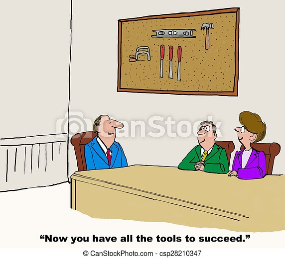 Tools to Succeed - csp28210347