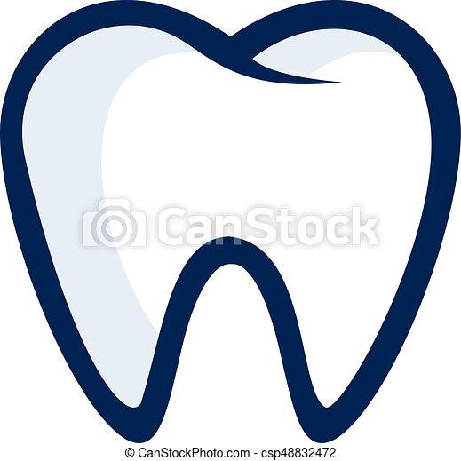 Tooth Logo Vector Design Dental Clinic Logo Dental Clinic Dentist Teeth Care Or Oral Hygiene Concept