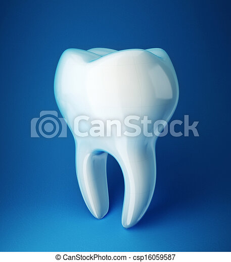 tooth - csp16059587