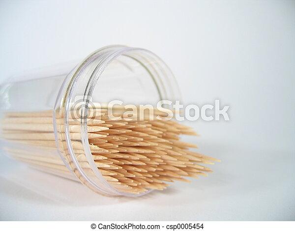 Toothpicks II - csp0005454