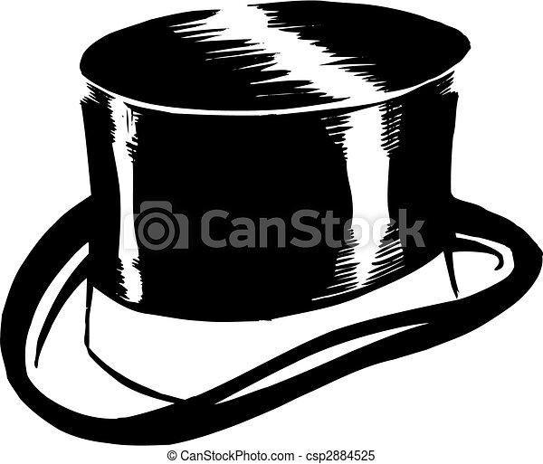 Top Hat - csp2884525