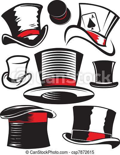 Top Hat Illustrations And Clip Art 16230 Top Hat Royalty Free