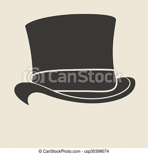 Top hat. - csp30399074