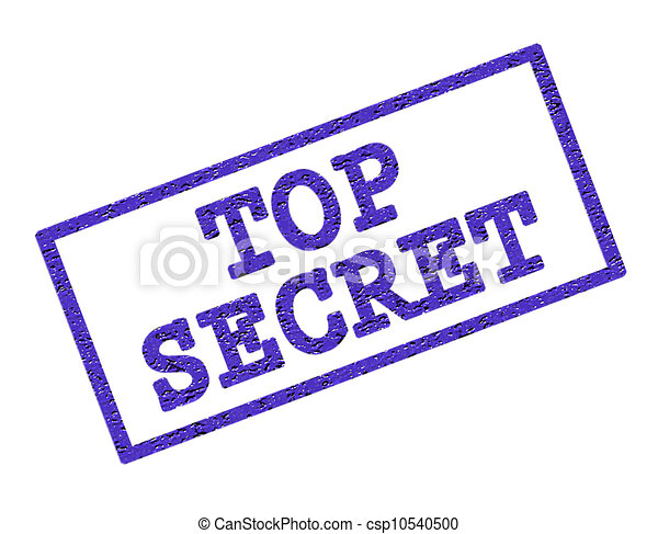 Top Secret - csp10540500