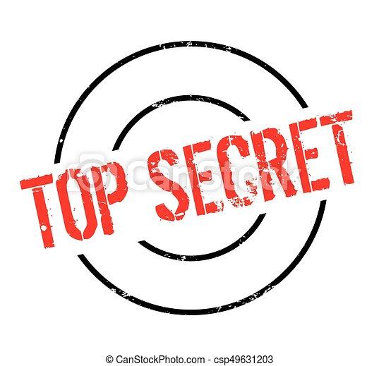 top secret rubber stamp grunge design with dust scratches effects rh canstockphoto com top secret clip art free top secret document clipart