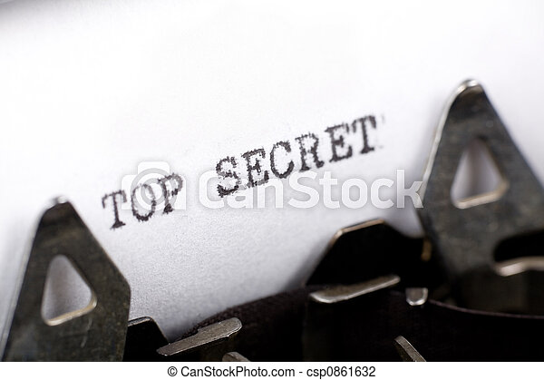 Top Secret - csp0861632