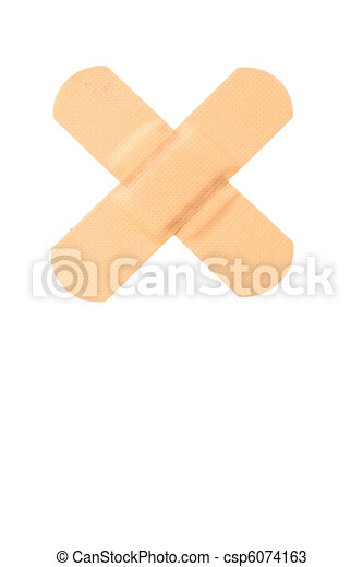 Top View Of Small Band Aid On A White Background Drawings Search