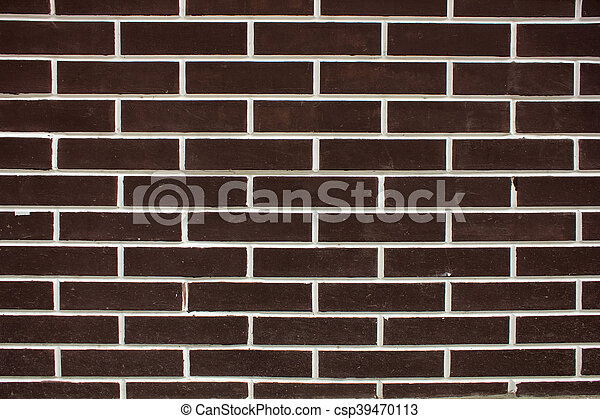 Top View To The Brick