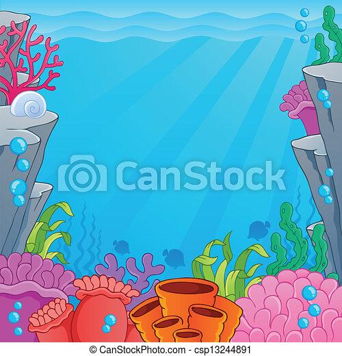 topic, imagen, 4, submarino - csp13244891