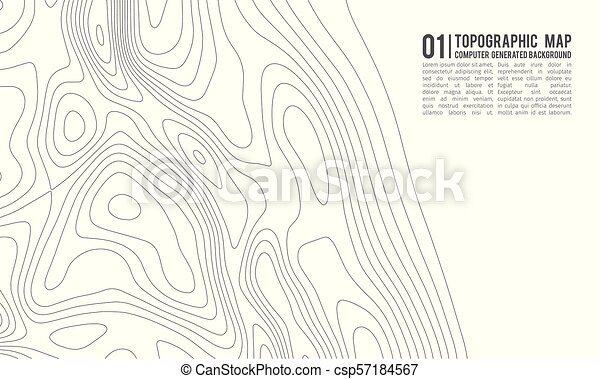 Topographic map contour background topo map with elevation clip topographic map contour background topo map with elevation contour map vector geographic world gumiabroncs Images