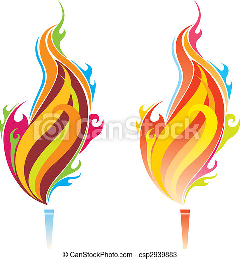 Two Version Torch Vectors