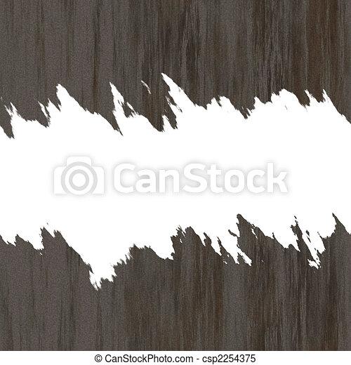 Torn Metal Layout - csp2254375