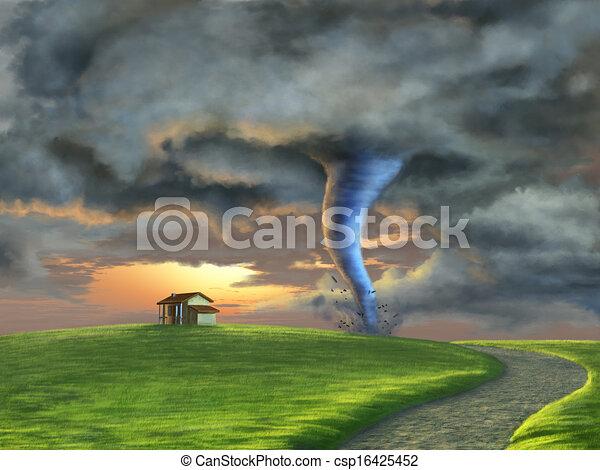 Tornado - csp16425452