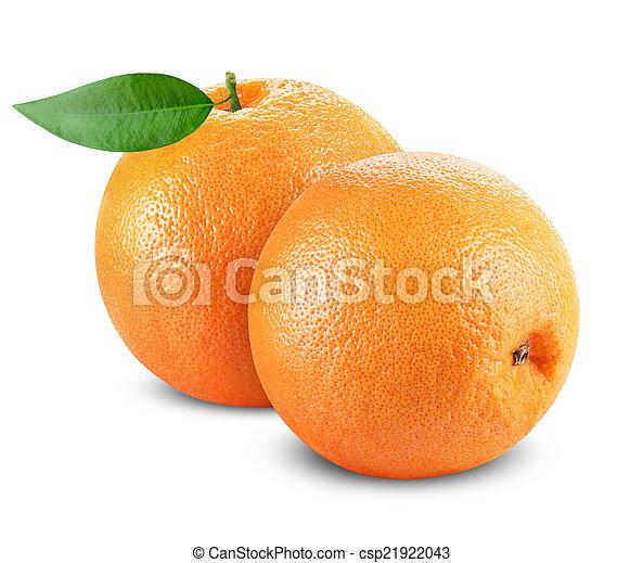 Grapefruit - csp21922043
