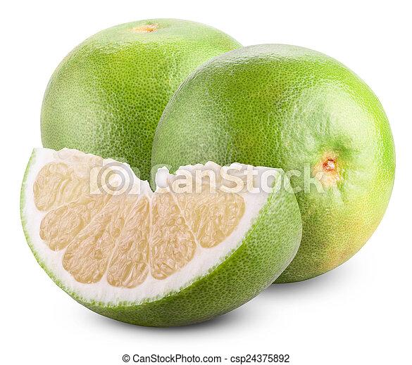Grapefruit - csp24375892