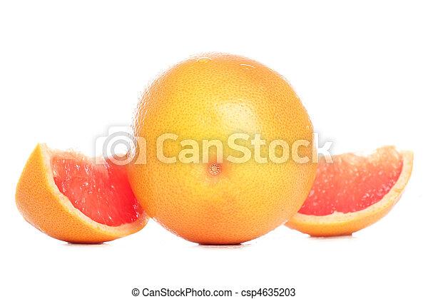 Fruta rosa - csp4635203