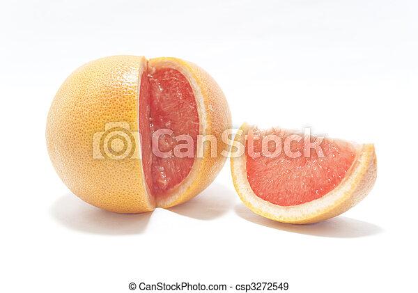 Fruta rosa - csp3272549