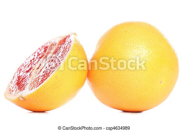 Fruta rosa - csp4634989