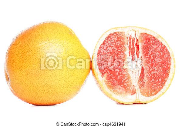 Fruta rosa - csp4631941