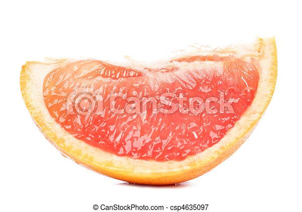 Fruta rosa - csp4635097