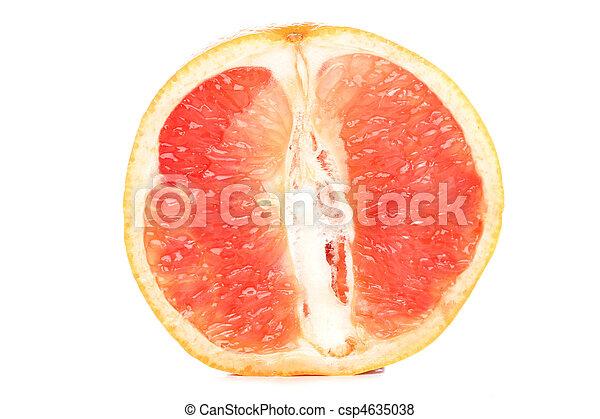 Fruta rosa - csp4635038