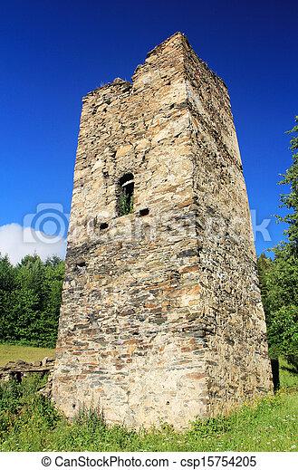 torre, antiga - csp15754205