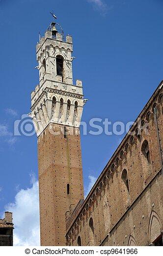 Torre del Mangia - csp9641966