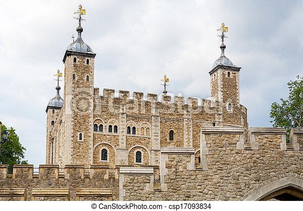Torre de Londres. Inglaterra - csp17093834