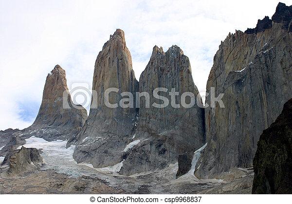 Torres del paine - csp9968837