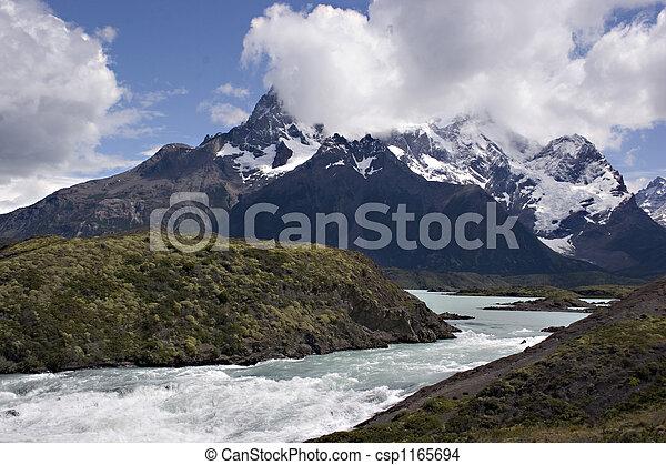 Torres del paine - csp1165694