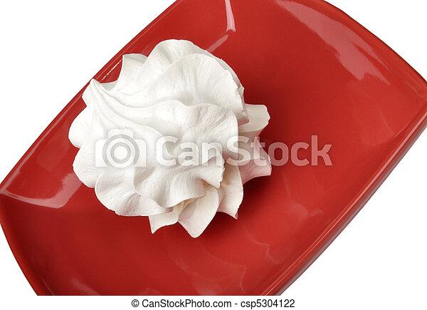 torta, piastra - csp5304122