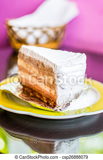torta, piastra - csp26888079