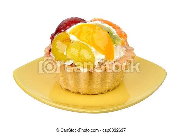 torta, piastra - csp6032637