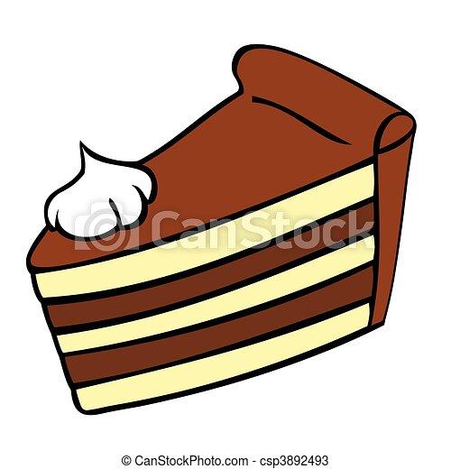 Torta Slice Cioccolato