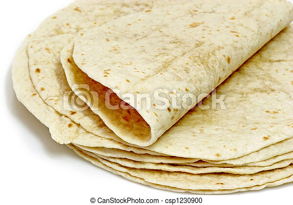 Tortilla bread - csp1230900