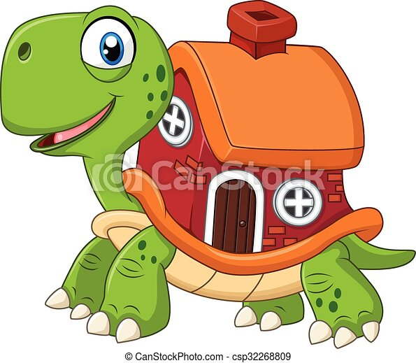 Tortue rigolote coquille hou dessin anim tortue - Image tortue rigolote ...