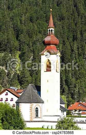 Tosens, Tyrol, Austria - csp24783868